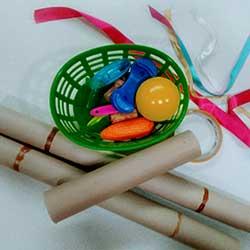Brinquedo Reciclado criativo – Cabe ou não cabe?